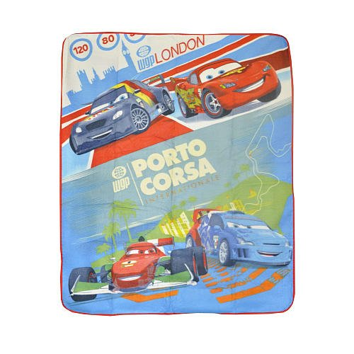 Toddlers 50 x 60 inch Action Mat (Cars)