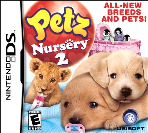 Petz Nursery 2 - Nintendo Ds back-843040