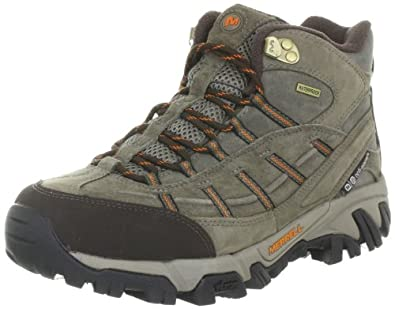 Buy Merrell Mens Geomorph Blaze Mid Thermo Waterproof Multisport Boot by Merrell