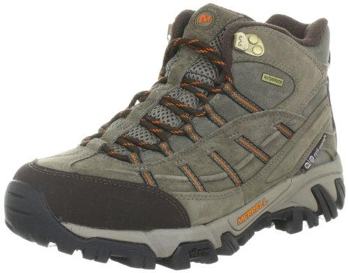 Merrell Men's Geomorph Blaze Mid Thermo Waterproof,Boulder,US 12.5 M