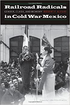 Railroad Radicals in Cold War Mexico: Gender, Class, and Memory (The Mexican Experience) book