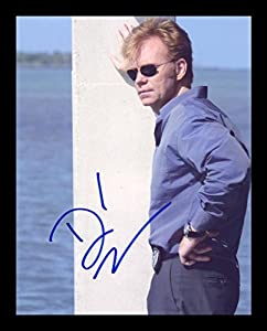 David Caruso - CSI Miami Autographed Signed And Framed Poster Photo