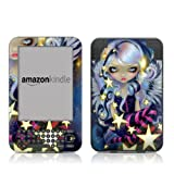 Kindle Keyboard Skin - Angel Starlight - High quality precision engineered removable adhesive vinyl skin for the 3G + Wi-Fi 6