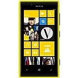 Nokia-Lumia-720-Yellow-Unlocked-Quad-Band-GSM-Smartphone---WCDMA-850-900-1900-2100