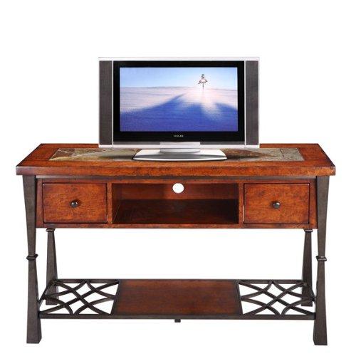 Cheap Riverside Santos Worn Adler Console Table (B004SQX1IU)