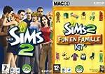 Les Sims 2 + Les Sims 2 - Kit: Fun en...