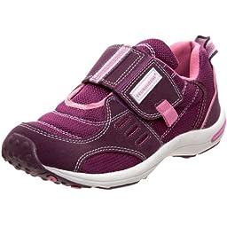 Tsukihoshi CHILD01 Euro Sneaker (Toddler/Little Kid),Purple/Pink,12 M US Little Kid