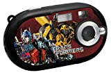 Lexibook Transformers-3 300K Pixels Digital Camera With Flash