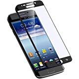 K/B Full Curved Tempered Glass Screen Protector For Samsung Galaxy S7 Edge-Black