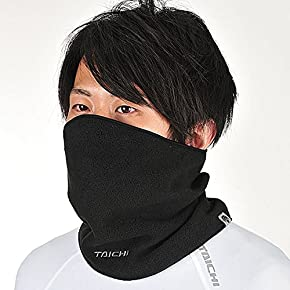 RSタイチ(RSTAICHI) [ RSX141 ] HEAT GENERATOR PLUS フェイスマスク (BLACK - FREEサイズ)