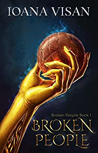(FREE on 1/29) Broken People by Ioana Visan - http://eBooksHabit.com
