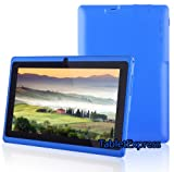 "Dragon Touch(TM) MID748L-A13 7"" Google Android 4.0 A13 Tablet Cortex A8, Multiple Touch Capactive Screen, Support Skype Video Chat, Netflix [by TabletExpress] (Blue)"