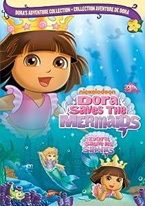Dora the Explorer:  Dora Saves the Mermaids (Sous-titres français)