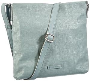 ESPRIT Messenger Bag Esprit Tasche,  - Blu (Blau (Washed Mint 457)), 053EA1O011