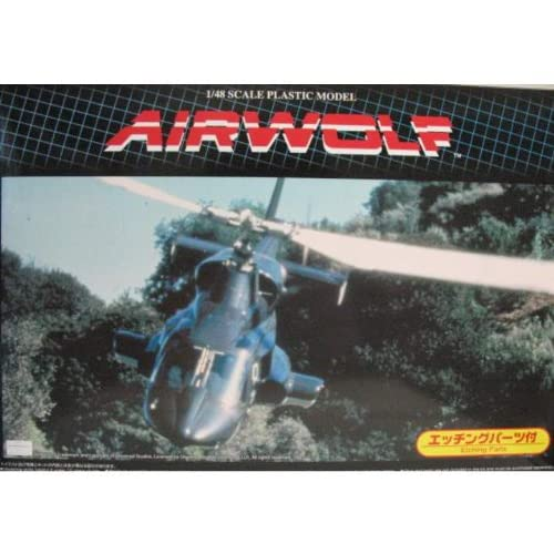 Air-Wolf-Limited-Ver-Aoshima-1-48-No-SP05-Movie-Mechanical
