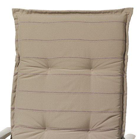 Sun Garden Naxos 10115548 Recliner Cushion Design No. 50208-5 Polyester / Chenille