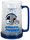 Carolina Panthers Crystal Freezer Mug Amazon.com