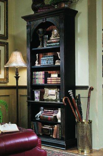 Hooker Black Bookcase 500-50-385