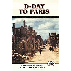 D-Day To Paris