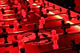 Warrior-Table-Soccer-8-Man-Foosball-Table-WLEDs