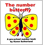 Number Butterfly