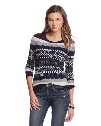 Kokun Women's Fair Isle Sweater