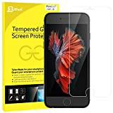 iPhone 6 Screen Protector, JETech Premium Tempered Glass Screen Protector for Apple iPhone 6 and iPhone 6s 4.7