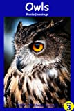 Owls - Learn About Their World With 36 Beautiful Pictures (WOW! All About Animals - Internet Linked)