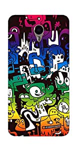 DigiPrints Designer back cover for Yu Yunicorn