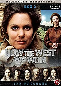How the West Was Won - Season Two - Part One - 5-DVD Set #2 ( How the West Was Won - Season 2 - Part 1 ) ( The Macahans )