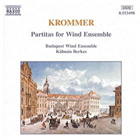 Partita in B flat major, Op. 78: II. Minuetto: Moderato