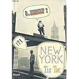 New york tic tac - nouvelles
