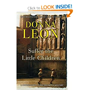 Suffer the Little Child - Donna Leon