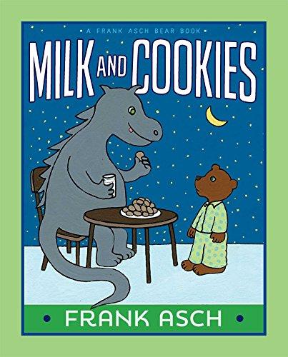 Milk And Cookies (A Frank Asch Bear Book) front-624962