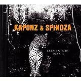 echange, troc Kaponz Et Spinoza - Eléments Du Décor