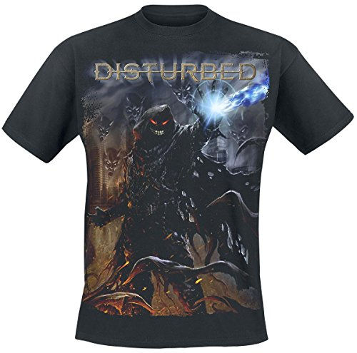 Disturbed Dark Messiah T-Shirt nero L