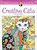 Creative Haven Creative Cats Coloring Book (Creative Haven Coloring Books) (print edition)