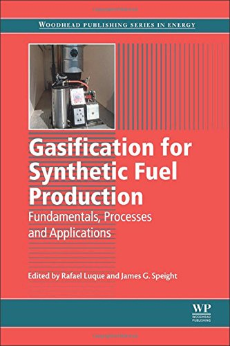 Gasification For Synthetic Fuel Production: Fundamentals, Processes And Applications (Woodhead Publishing Series In Energy) front-61577