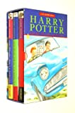 The Harry Potter trilogy: The Philosopher's Stone; The Chamber of Secrets; The Prisoner of Azkaban (Harry Potter, #1-3)