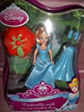 Disney Princess - Cinderella with Secret Trinket Box