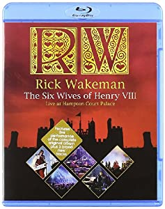 The Six Wives Of Henry Viii - Live At Hampton Court Palace [Blu-ray] [2009]