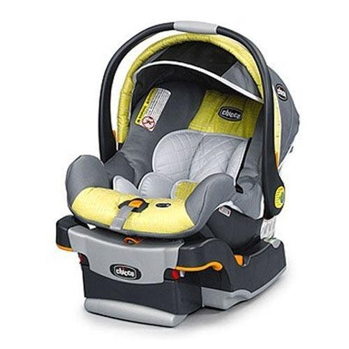 Infant Car Seat Chicco Keyfit Limonata