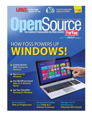 Open Source For You, June 2014 (Volume 2)