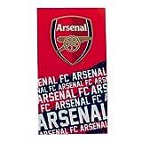 Arsenal(アーセナル) オフィシャル ビーチタオル IP サッカー サポーター グッズ タオル [並行輸入品]