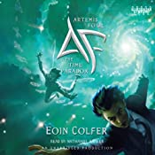 The Time Paradox: Artemis Fowl, Book 6 | Eoin Colfer