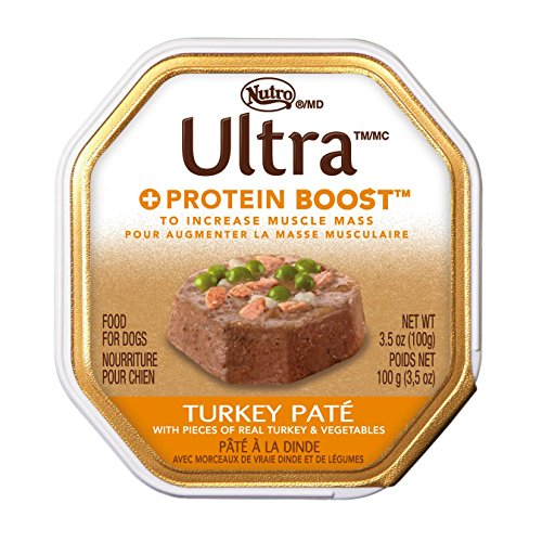 Ultra Antioxidant Boost Adult Pate Dog Food Chicken Entree, 3.5-Ounce, Pack Of 24