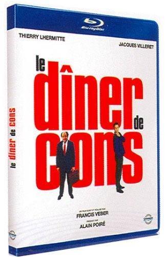 Ужин с придурком / Le Diner de cons (1998) BDRip PROPER