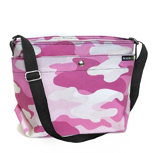 Pink Camo Purse Shoulder Bag