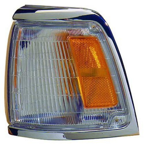 Depo 312-1516L-AS1 Toyota Pickup Driver Side Replacement Parking/Corner Light Assembly Style: Driver Side (LH)