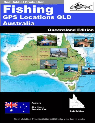 Fishing GPS Locations QLD Australia: Fishing GPS Markers Australia